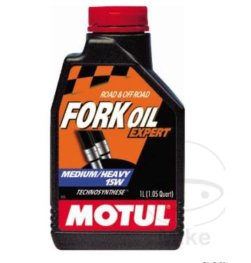 MOTUL масло за предница / вилка 15W 1L полу-синтетично