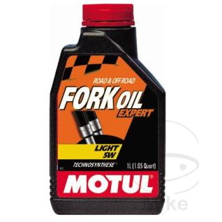 MOTUL масло за предница / вилка 5W EXPERT 1L полу-синтетично