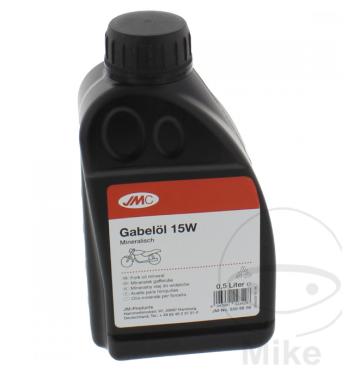JMC масло за предница / вилка 15W 0.5L минерално