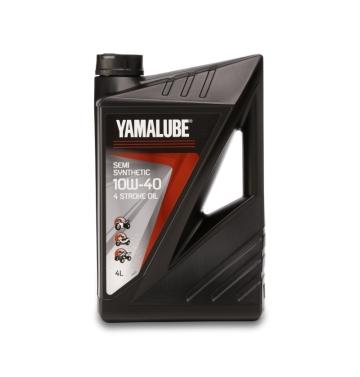 YAMALUBE двигателно масло S4 10W40 4L полу-синтетика