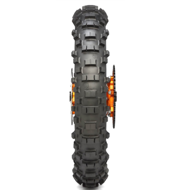 Задна гума METZELER 120/90-18 6 DAYS EXTREME M/C 65M M+S MCE