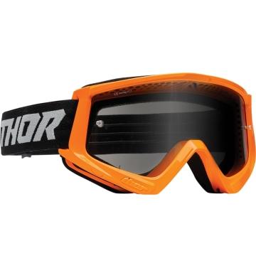 Ендуро / Крос очила Thor Combat Sand Racer 2022 - опушена плака