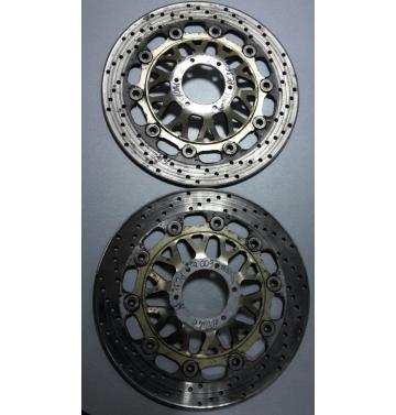 Преден спирачен диск