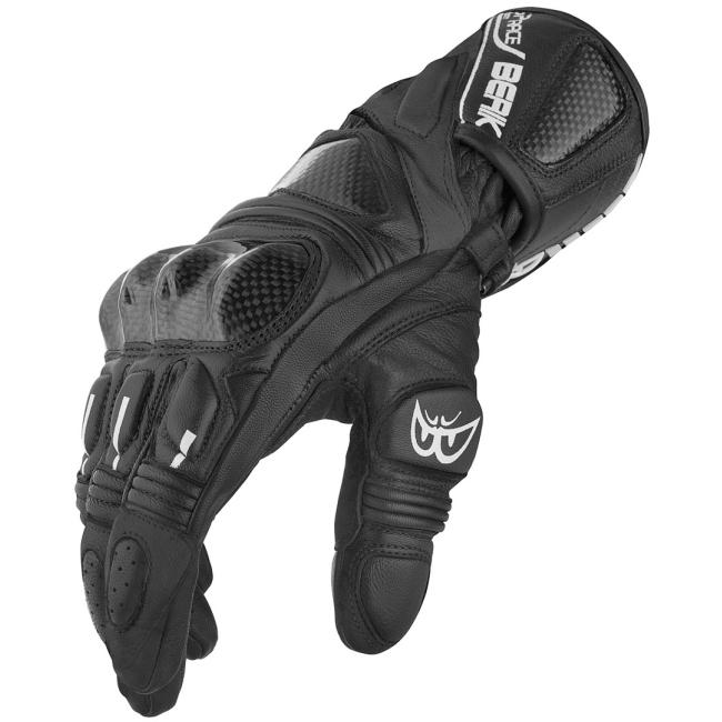 Кожени мото ръкавици Berik Namib Pro