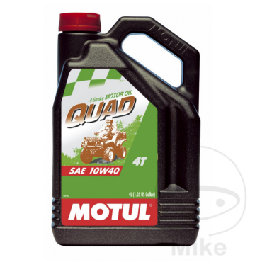 MOTUL двигателно масло ATV/UTV QUAD 10W40 4T 4L минерално