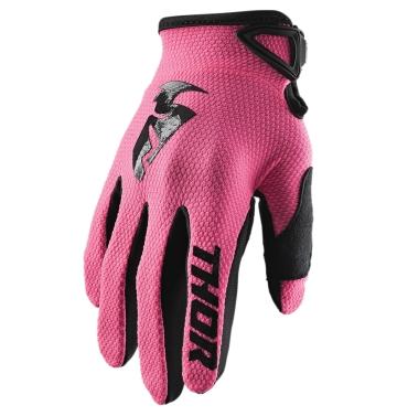 Текстилни кросови ръкавици - дамски Thor S20 Sector 2021