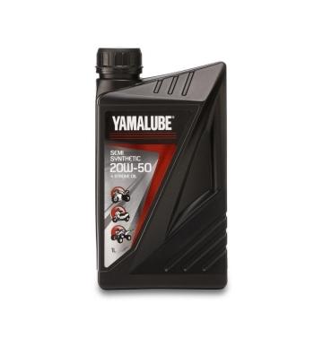 YAMALUBE двигателно масло 20W50 4T 4FS 1L полу синтетично