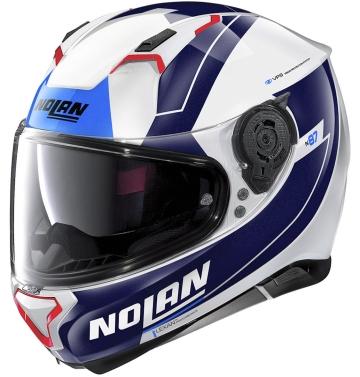 Мото каска Nolan N87 Skilled N-Com