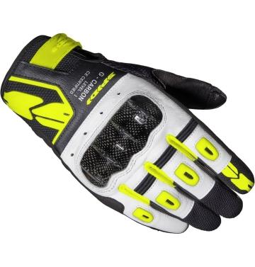 Кожено мото ръкавици - къси Spidi G-Carbon