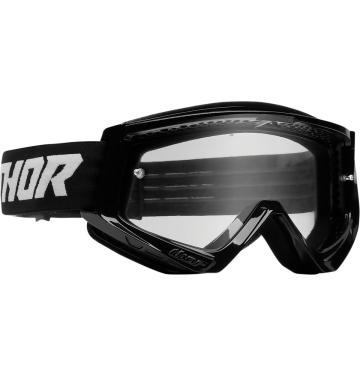 Ендуро / крос очила Thor Combat 2022 - прозрачна плака