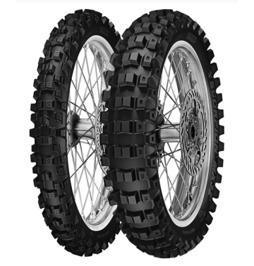Задна гума PIRELLI 110/90-19 MID HARD NHS 62M MX32
