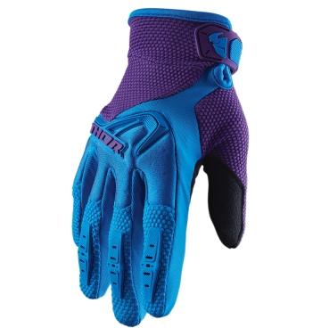 Текстилни кросови ръкавици - дамски Thor S20 Spectrum 2021
