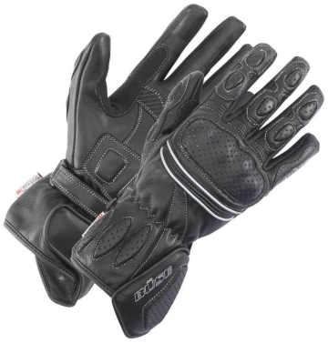 Ръкавици кожени - дълги дамски Buse Pit Line